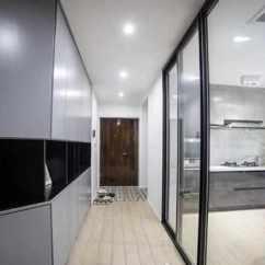 Kitchen Package Mega System 80 的小户型 入门柜子 厨房包餐厅 全屋灰色质感 邻居 机智 柜子 全屋灰色