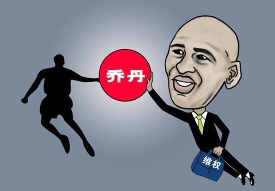 喬丹體育起訴耐克侵權索賠30萬 曾向喬丹本人索賠