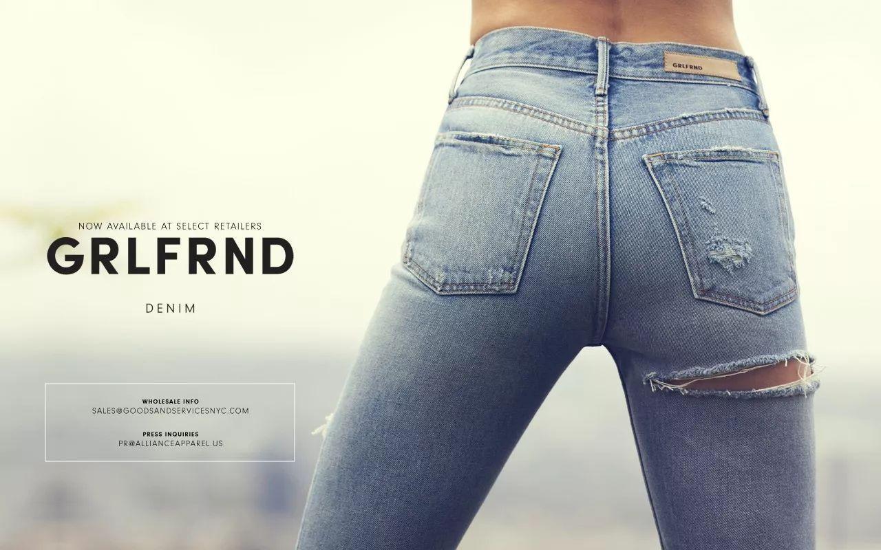 受李宇春追捧的 Grlfrnd牛仔品牌一點都不簡單