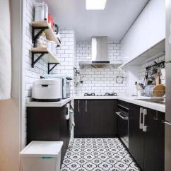 Kitchen Cabinets Door Handles Under Mount Sink 又被橱柜门把手撞得生疼 做一次饭受一次虐 大家别这 把手 门把手 柜