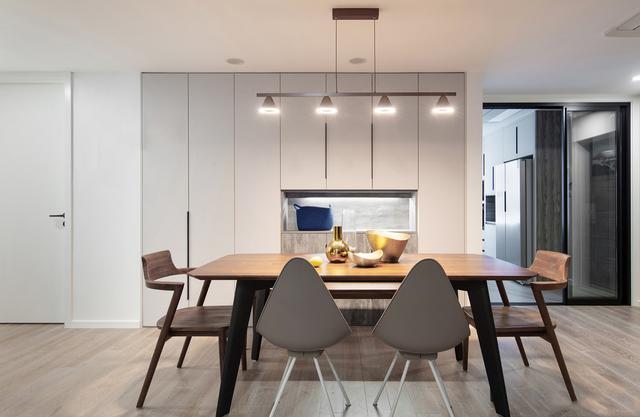 房子裝修 餐邊櫃這6種設計方案 好看又實用