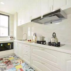 Mosaic Backsplash Kitchen Cabinet Refacing Diy 装修完 才知道橱柜可以这样 这绝对是2019年的新时尚 橱柜 装修 厨房 这绝对是2019年的新