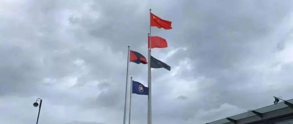 國旗兩次受辱后 香港海港城終于有了正面回應|環球時報|尖沙咀_新浪新聞