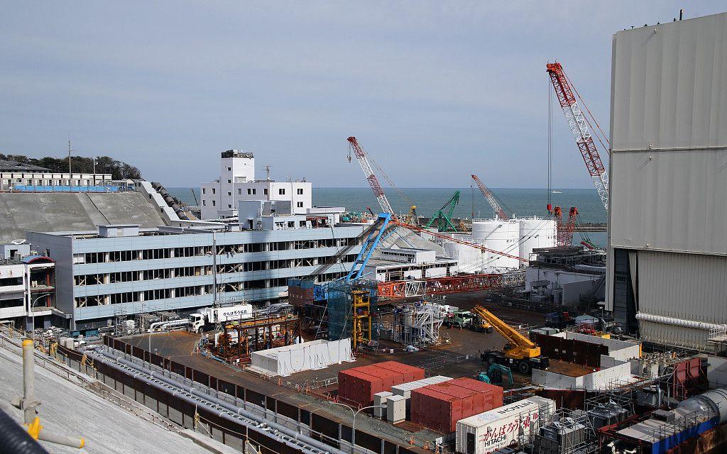 日本高官稱福島核廢水只能排入大海 韓方表示擔憂