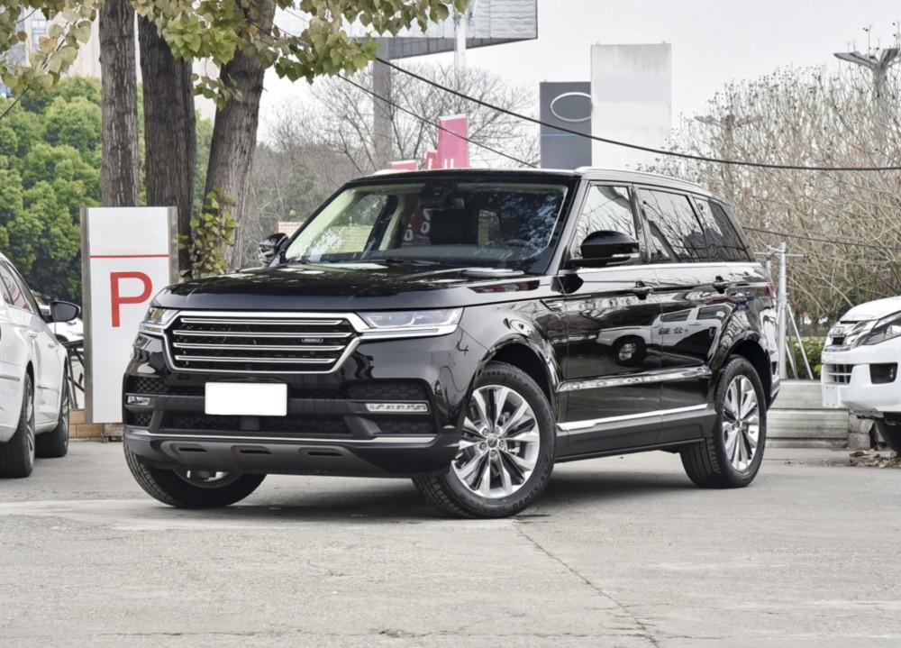 國產又一行政級SUV,車長5米帶電吸門,一身名牌配件只要24萬-新浪汽車