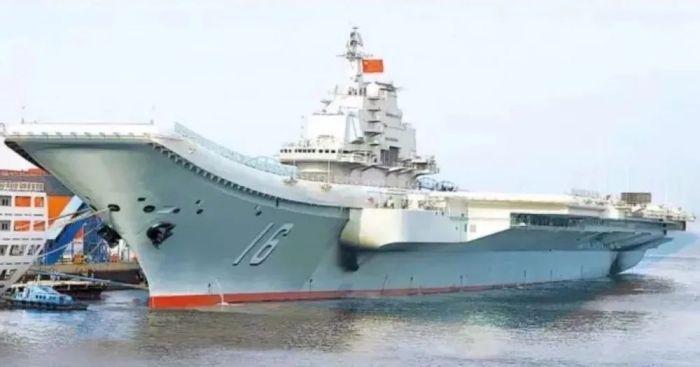 辽宁船(数据图)
