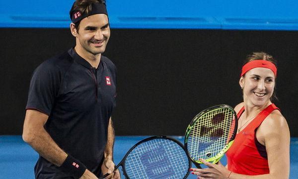 霍普曼杯混雙費德勒力克小威 瑞士2-1美國兩連勝_ATP賽事新聞_新浪競技風暴_新浪網