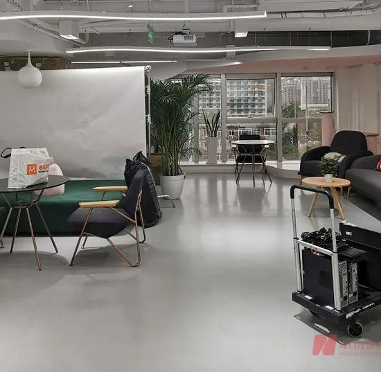 衣二三公司內景 圖片來源:每經記者溫夢華攝