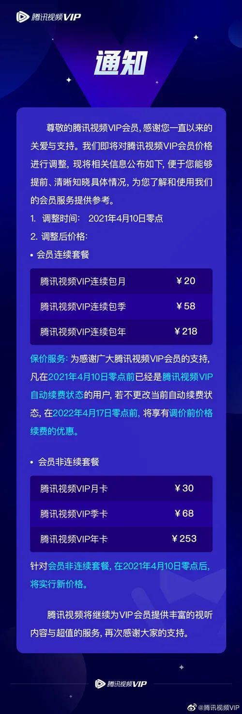 越来越多:Video VIP会员的价格即将上涨,您仍然购买吗?  -媒体播放器/视频网站