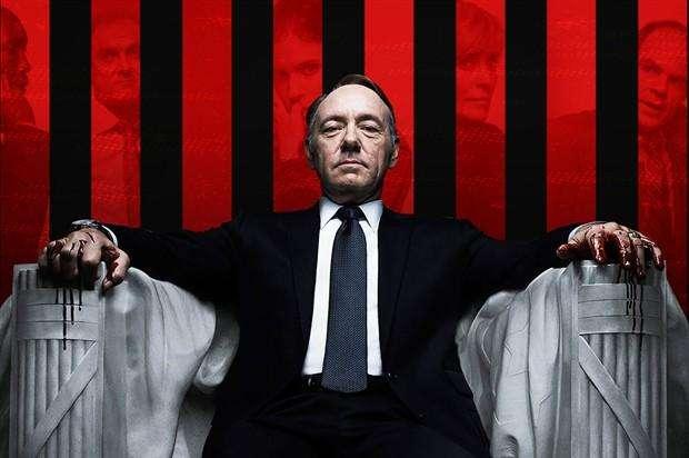 Netflix宣布:凱文史派西不再出演《紙牌屋》第六季 紙牌屋 Netflix_新浪科技_新浪網