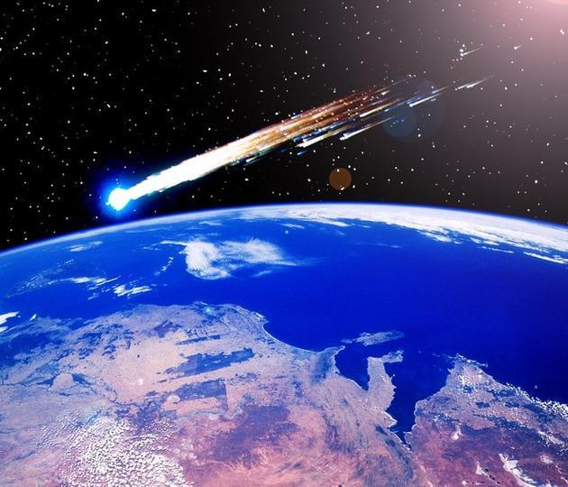 一项新研究指出,这块石头的部分成分也许早在太阳系出现前就已经形成了。