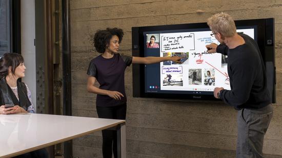 微軟公布84寸平板電腦價格:2萬美元