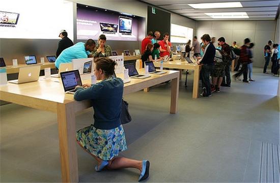 每個蘋果店員都有15個不能說的秘密