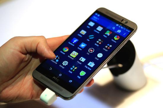 HTC市值接近現金儲備 智能手機品牌一文不值? HTC 智能手機 市值_電信_新浪科技_新浪網