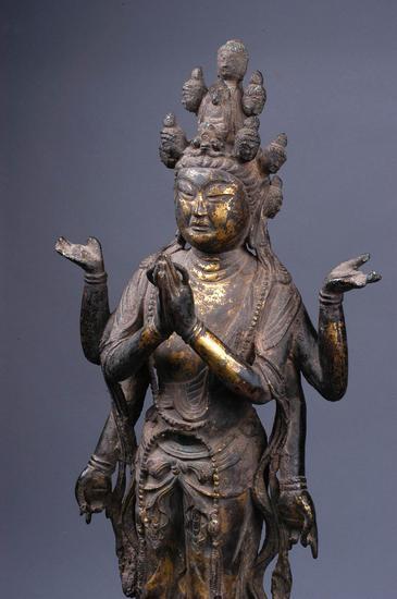清菴藝術學院: 談十一面觀音信仰與造像