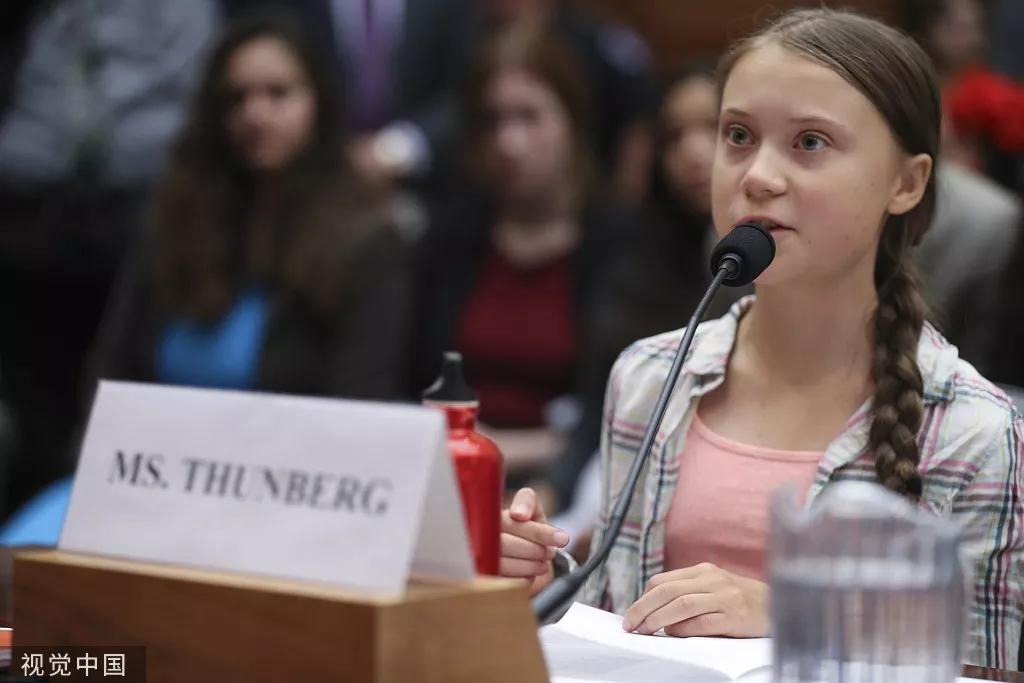 正和大國首腦過招的瑞典環保少女 有望獲諾貝爾獎|特朗普|特魯多_新浪新聞