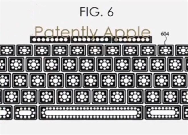Image result for 苹果研发真实触感虚拟键盘:已申请专利 可能用于iPad