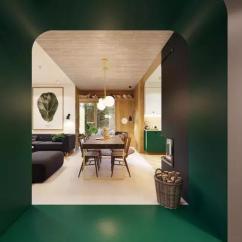 Kitchen Bookshelf Glass Inserts For Cabinets 业主有创意95 复式做屋顶书架厨房都不放过省地儿又美观 书架 厨房 屋顶 复式做屋顶书架厨房都不放过省地