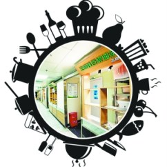 Commercial Kitchens Kitchen Cabinet Designs 共享商业厨房难复制 产业区域 法人网