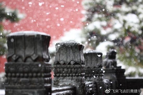 如果北京下雪了 你應該覺得它很美_新浪旅游_新浪網