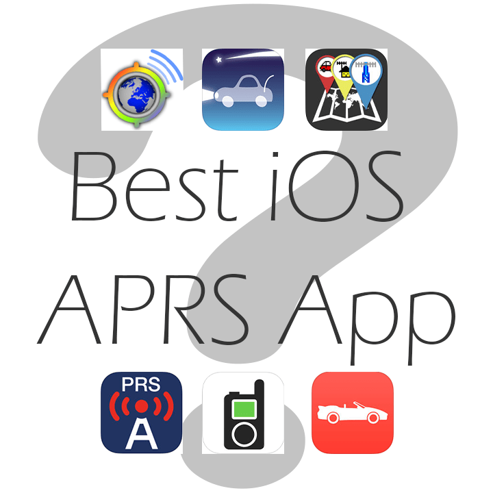 What's the best iPhone APRS App?