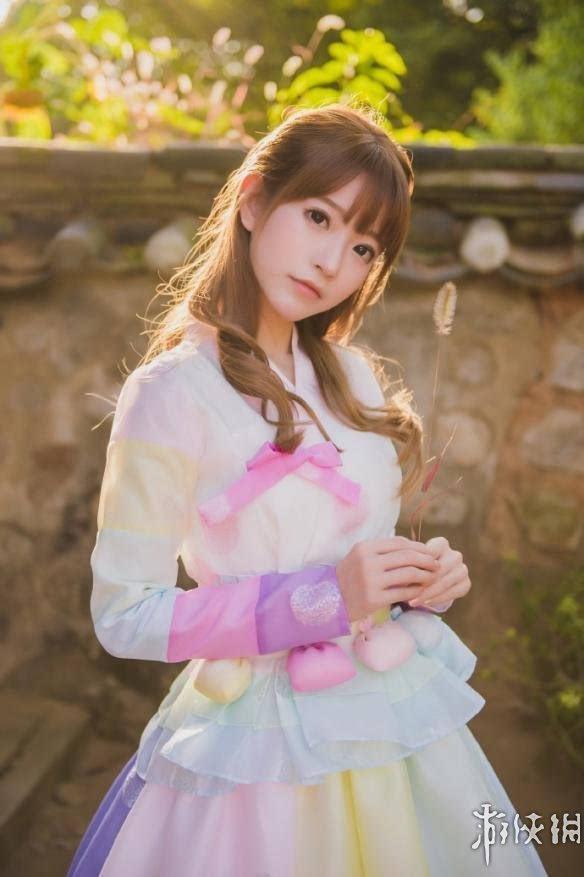 韓國第一美女yurisa點贊愛麗絲偽娘團:COS我好有趣-搜狐