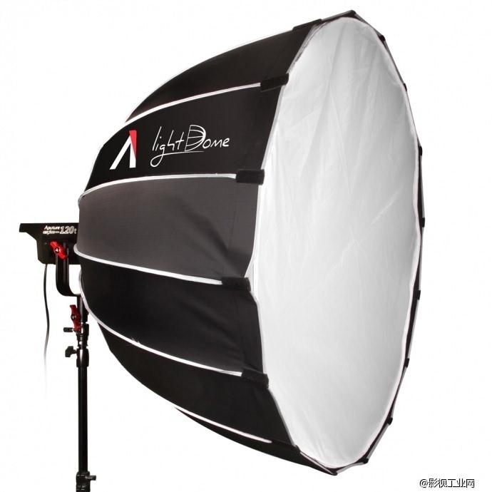 [攝影教程]雷達罩&柔光箱不同柔光工具效果展示