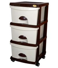 Multi Purpose Storage Cabinet with 3 Drawers - Buy Multi ...