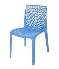 Supreme Plastic Chair In Blue