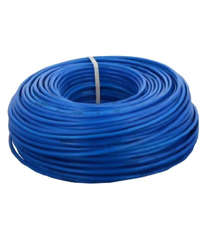 hight resolution of buy kei blue copper home wiring cable online at low price in india snapdeal