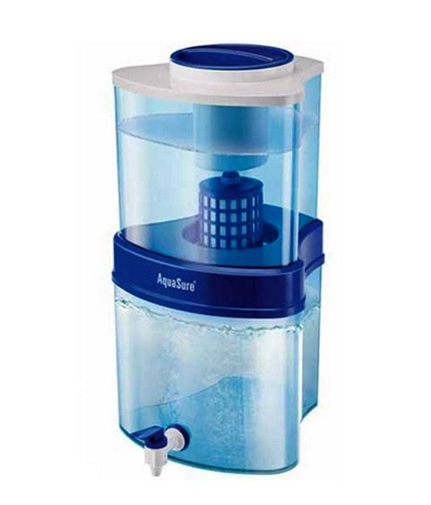 Eureka Forbes 16 Ltr Extra Tuff Aquasure RO Water Purifier
