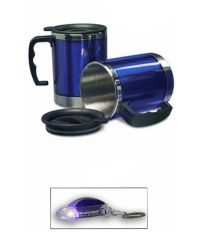 Accedre Stylish Stainless Steel Travel Mug: Buy Online at ...