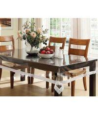 Blue Eyes Waterproof Dining Table Cover- 1 Piece - Buy ...