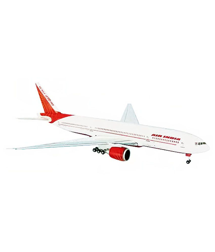 Hogan Wings 1:500 Boeing 777-200LR Air India (With Stand