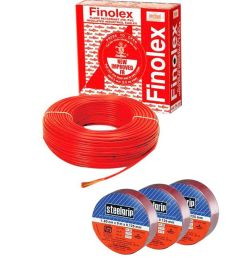 finolex house wire 4 sqmm fr 90 mts blue with free set of 3 insulation tapes  [ 850 x 995 Pixel ]