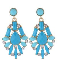 79% OFF on Cinderella Earrings on Snapdeal