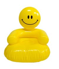 Suzi Smiley Inflatable Chair For Kids - Buy Suzi Smiley ...