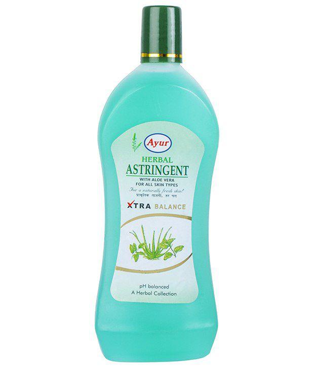 Ayur Herbal Astringent With Aloe Vera: Buy Ayur Herbal ...