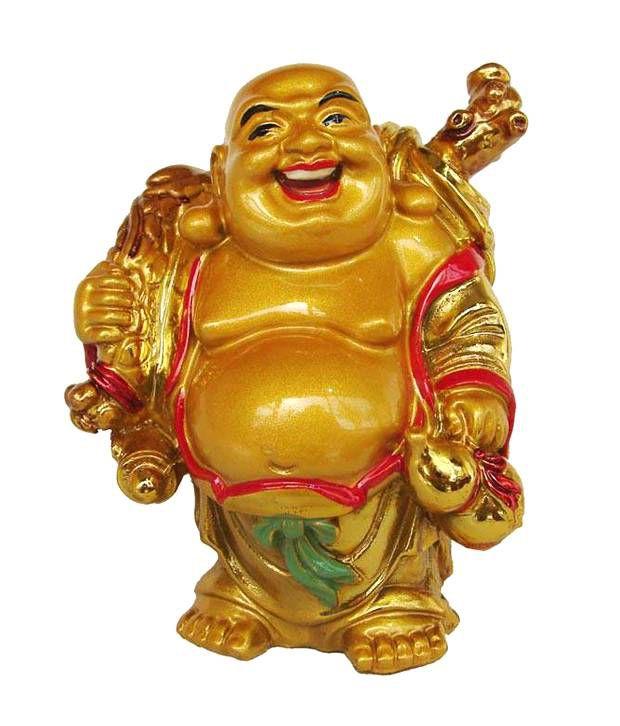 Anjalika Feng Shui Laughing Buddha: Buy Anjalika Feng Shui