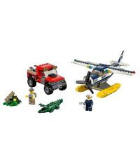 LEGO City City Police Water Plane Chase
