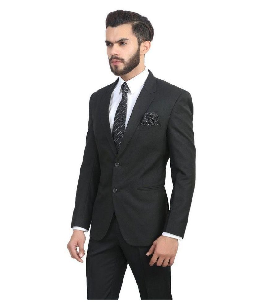 bsquare black formal suits