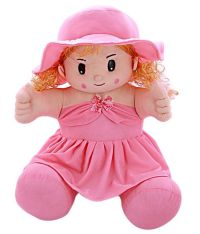 Natkhat Pink Baby Doll