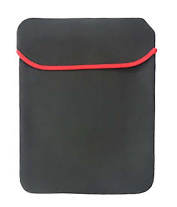 Clublaptop Reversible 15.6 Black Laptop Sleeve