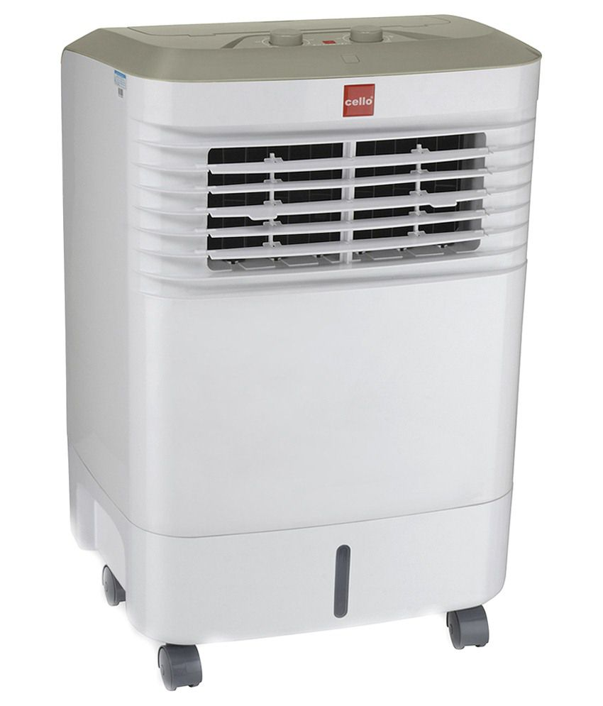 Cello 22ltr TRENDY 22 Personal Coolers White & Grey