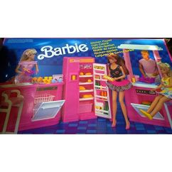 Barbie Kitchen Playset Island Buy Online At Low