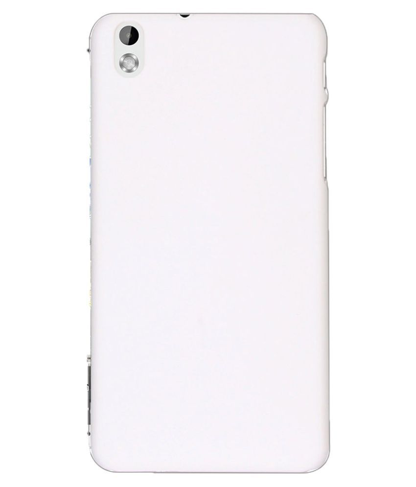 Cubix Back Cover For Htc Desire 816g White available at