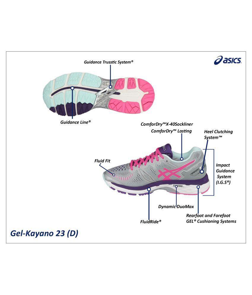 hight resolution of  asics women s running shoes gel kayano 23