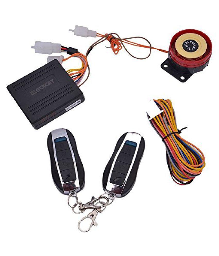Xenos Bike Security Alarm System