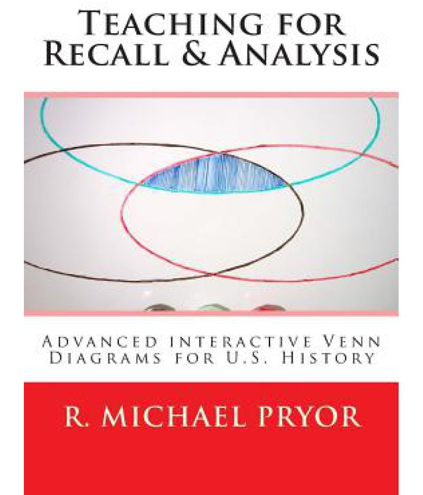 hight resolution of teaching for recall analysis advanced interactive venn diagrams for u s history