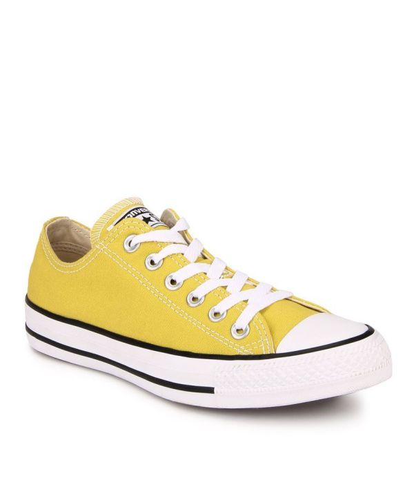 Converse Yellow Casual Shoes In India